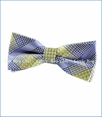 Appaman, Green Plaid Bow Tie