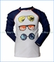 Appaman, L/S Shades Rash Guard in Blue