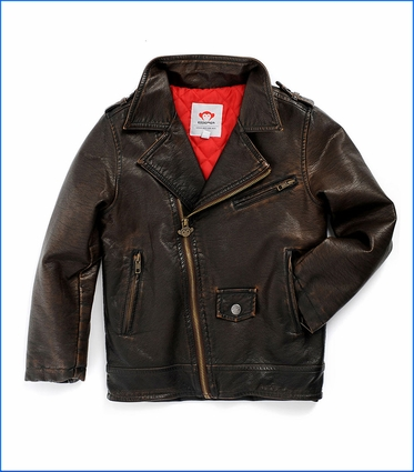 Appaman, Midtown Moto Jacket in Brown