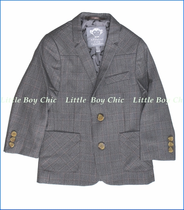 Appaman, Mini Professor Blazer in Houndstooth