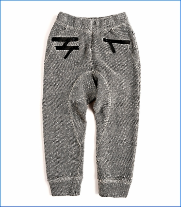 Appaman, Parker Sweats in Black & White