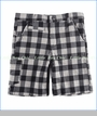 Appaman, Seaside Shorts in Eclipse Check