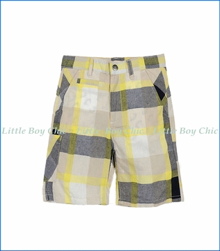 Appaman, Seaside Spectra Plaid Shorts