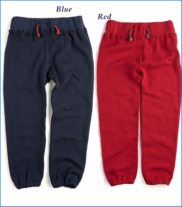 Appaman, Sweatpants in Red or Blue