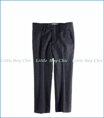 Appaman, Tailored Wool Pant in Charcoal