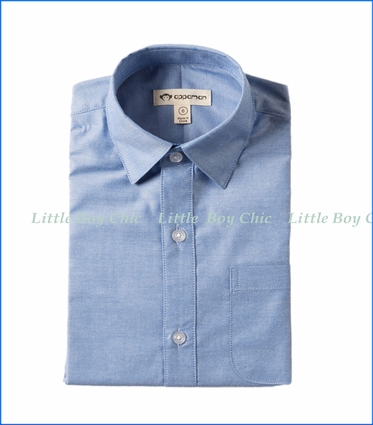 Appaman, The Standard Shirt in True Blue