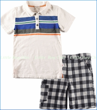 Appaman, Walsh Polo with Seaside Shorts