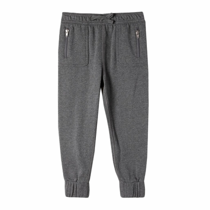 Art & Eden, Organic Mercer Joggers in Charcoal Grey