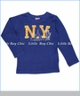 Bit'z Kids, New York Tee in Blue (c)