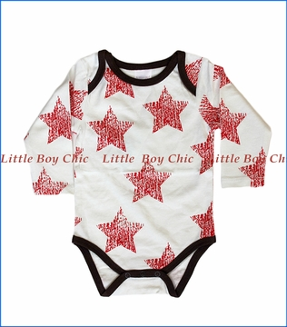 Blade & Rose, Star Bodysuit in Off-White