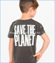 Chaser, Save the Planet T-Shirt in Black