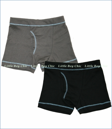 City Threads, Basic Boxer Briefs 2-Pack (c)