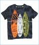 Desigual, Angel Surf Boards Tee