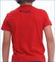 Desigual, Bordo Tee in Rojo Clavel (c)