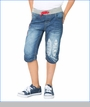 Desigual, Denim Long Shorts