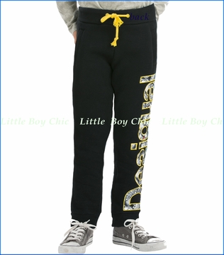 Desigual, Embroidered Signature Fleece Sweatpants