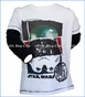 Desigual, Torn 2fer T-shirt in Blanco in White