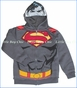 Dx-Xtreme, Superman Shield & Mask Zip Hoodie (c)