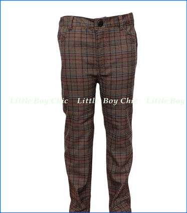 Fore!! , Gentlemen Plaid Pant