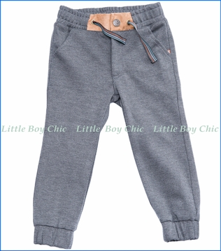 Fore!!, Knit Twill Jogger in Charcoal