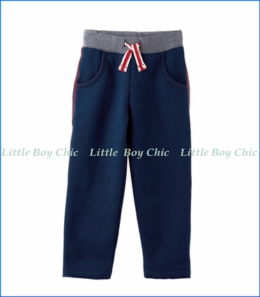 Hatley, Red White and Blue Track Pants