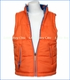 Hatley, Retro Rockets Reversible Gilet in Orange