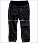 Hoonana, Quilted Jogger Pants in Black