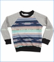 Joah Love, Gordon Quilted Sweatshirt