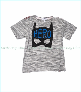 Joah Love, Hawk Hero T-Shirt in Marble