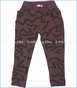 Joah Love, Ricky-Geo Pants in Maroon (c)