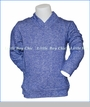 Joah Love, Terry Sweater in Blue