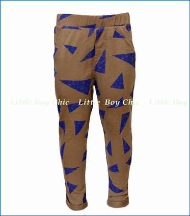 Joah Love, Triangle Joss Pants in Beige
