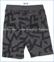 Joah Love, Vlad Shorts in Titanium