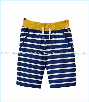Joules, Buccaneer French Terry Shorts in Blue