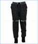 Mini Shatsu, Rock Graffiti Sweatpants in Black
