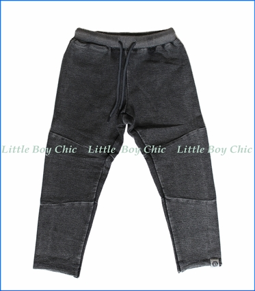 Mini Shatsu, Terry Sweat Pants in Grey