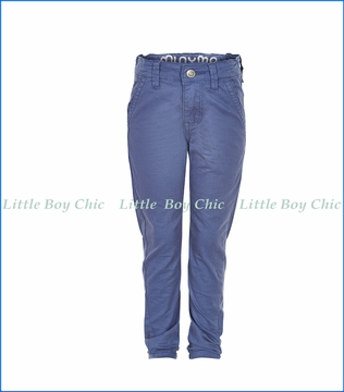Miny Mo, Kirk Chino Pants in Blue