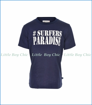 Miny Mo, Surfers Paradise T-Shirt in Blue