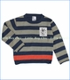 Monster Republic, Brooklyn Stripe Sweater (c)