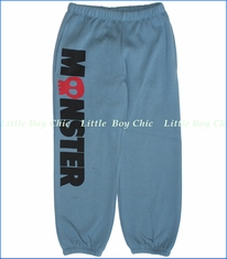 Monster Republic, Monster Fleece Sweat Pants in Blue (c)