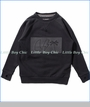 Munster, Seeker Fashion Sweatshirt in Black