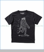 Munster, Slide T-Shirt in Black