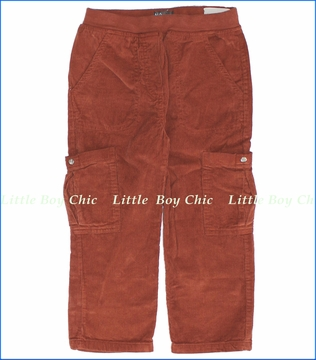 Nano, Corduroy Pants in Spice (c)