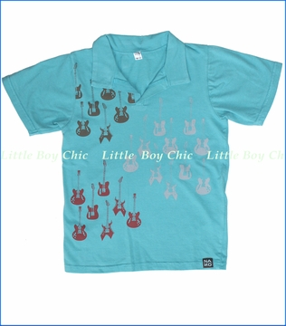 Nano, Guitars Polo in Turquoise (c)