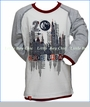 Noruk, Urban Heroes Graphic Raglan in White
