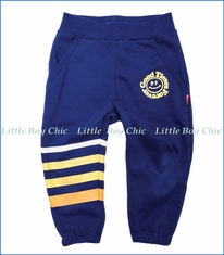 Prefresh, Good Times Forever Fashion Fleece Joggers in Royal Blue