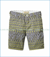 Scotch & Soda, Chino Print Shorts