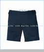 Scotch & Soda, Elegant Tailored Dress Shorts in Navy