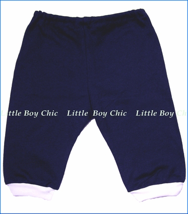 Tiny Bundles, Navy Sweat Pants