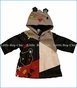 Tuc Tuc, Hooded Raincoat Geometric in Multicoloured